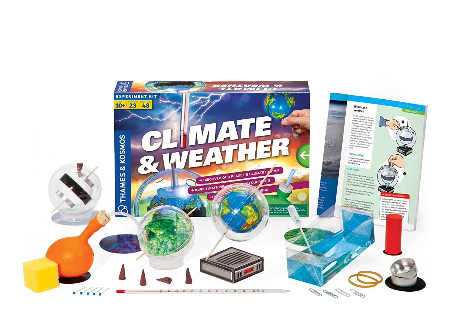 climate and weather activities