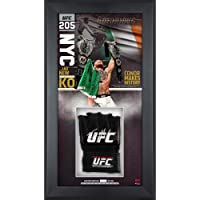$314 » Conor McGregor Ultimate Fighting Championship Framed Autographed UFC 205 Fight Model Glove Shadowbox - Limited Edition of 205 - Fanatics…