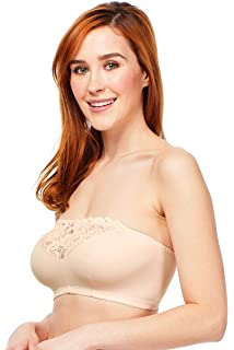 0a455fad294 Lilyette by Bali Women s Strapless Bra with Convertible Straps  929 ...
