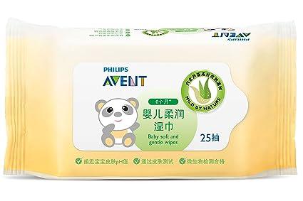 Philips AVENT SCF986/21 toallita húmeda para bebé 25 pieza(s) - Toallitas