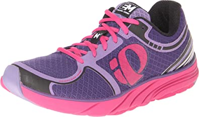 Pearl Izumi - Run Women's W EM RoaB M 3 Running Shoe,Blackberry/Black