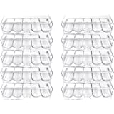 YH Poker Clear Acrylic Poker Chip Rack-Holds 100 Chips