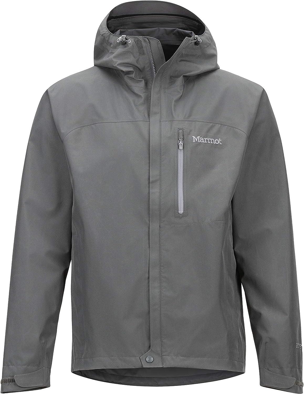Arctic Navy Marmot Men/'s PreCip Lightweight Waterproof Jacket