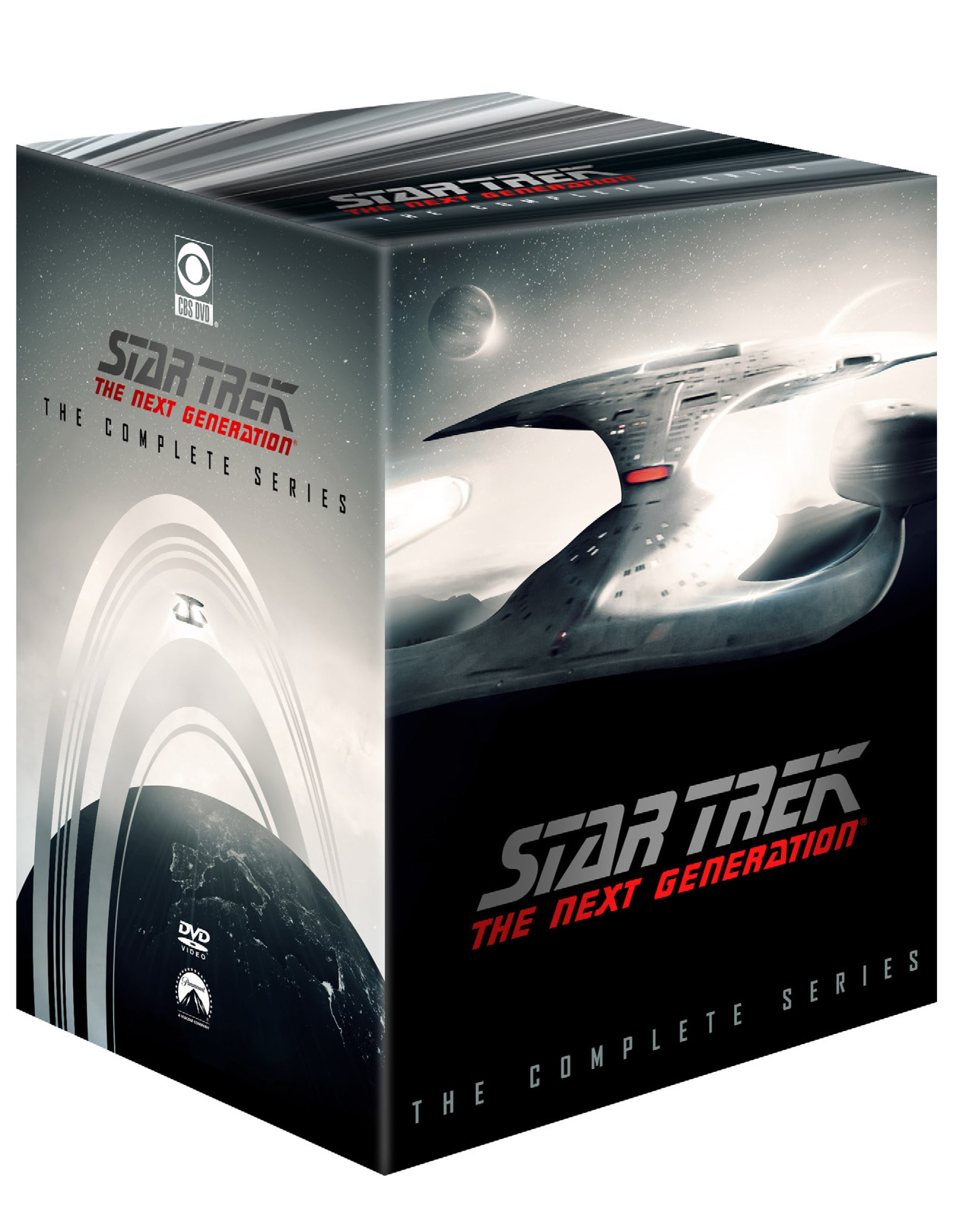 Star Trek: The Next Generation: The Complete Series by UNIVERSAL STUDIOS HOME ENTERT.