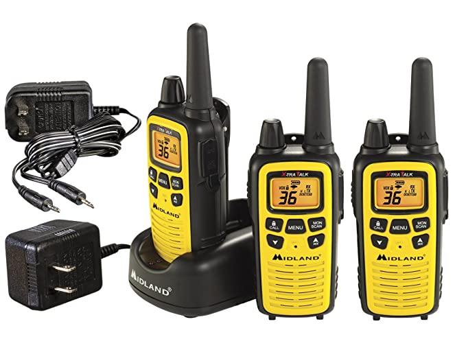 Amazon Midland Lxt630vp3 36 Channel Frs Twoway Radio Up Rhamazon: Midland Walkie Talkie Radios At Gmaili.net