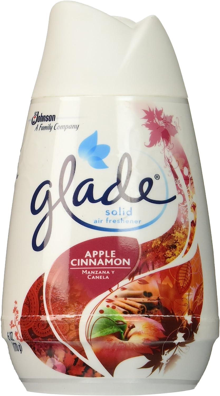 Glade Solid Air Freshener - Apple Cinnamon - 6 oz