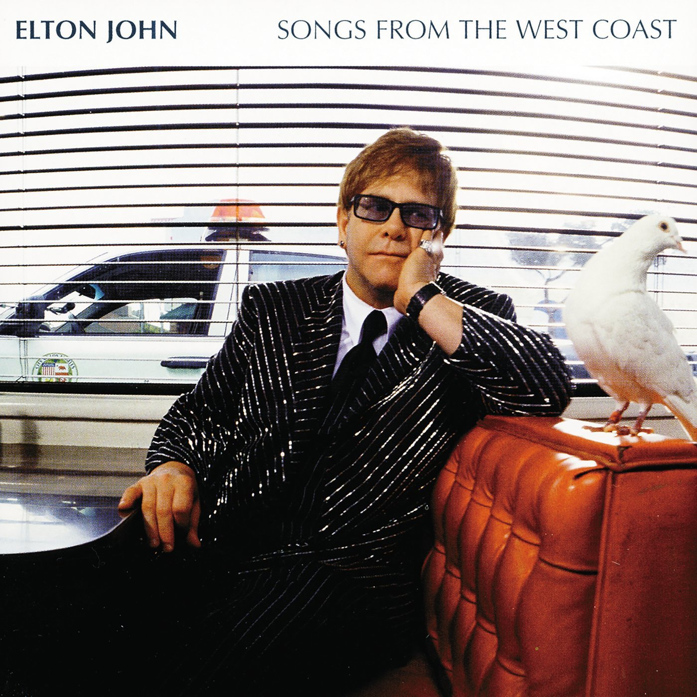 Vinilo : Elton John - Songs From The West Coast (180 Gram Vinyl, 2 Disc)