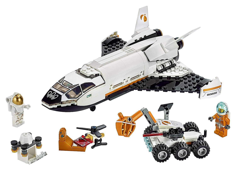 Ans Pièces Construction Lego 60226 PlusJouet La SpatialeEnfant 273 De 5 Navette City Et uJ5FTc1lK3