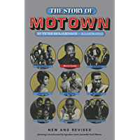 The Story of Motown book cover