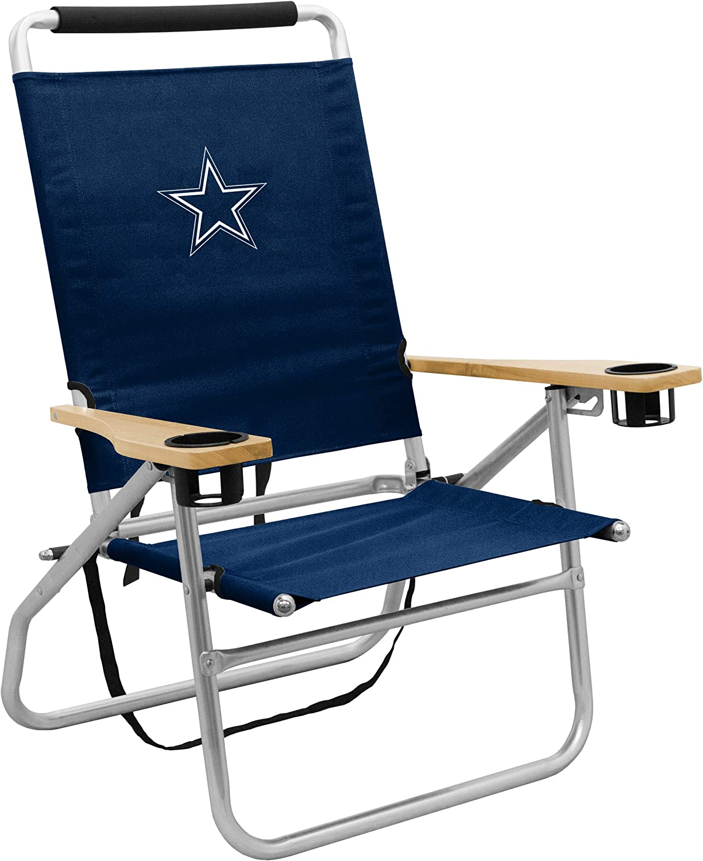 NFL Philadelphia Eagles Beach Chair Deep