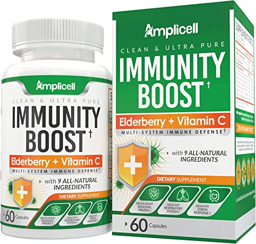 Immunity Boost Elderberry Extract