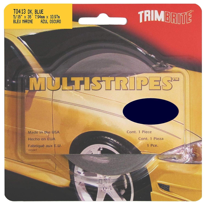Trimbrite T0413 Multistrip Dk Blu5//16X36