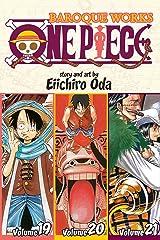 One Piece: Baroque Works 19-20-21, Vol. 7 (Omnibus Edition) (Volume 7) (One Piece (Omnibus Edition)) Paperback