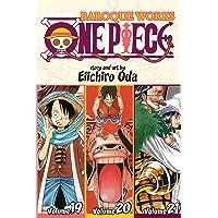 One Piece: Baroque Works 19-20-21, Vol. 7 (Omnibus Edition)