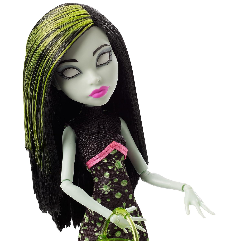 Monster High Muñeca Mercadillo Del Insti Scarah Scream (Mattel CHW73) LDWuRSOu