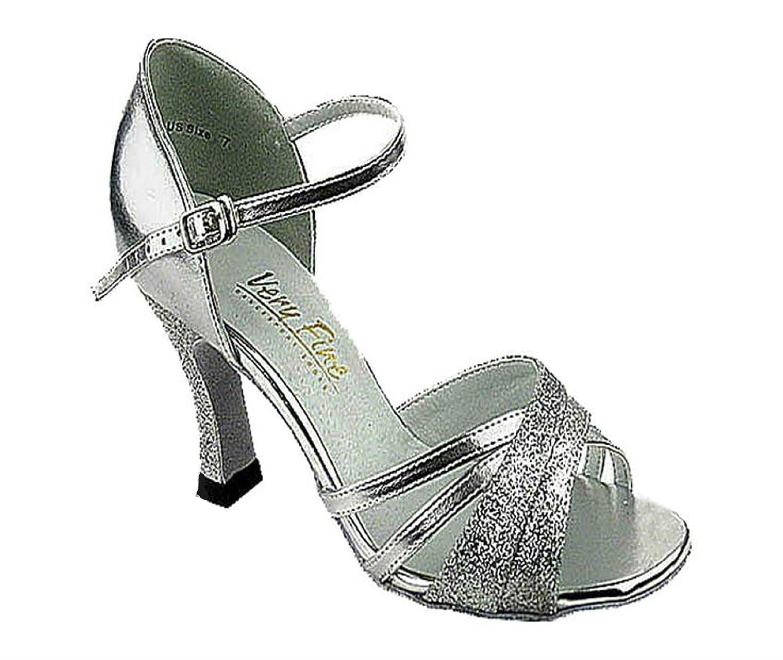 お気に入りの [Very Shoes] Fine Dance B0145N9SC8 Shoes] レディース B0145N9SC8 8.5 B(M) B(M) US|シルバー シルバー 8.5 B(M) US, LED光商事:eecc3750 --- a0267596.xsph.ru