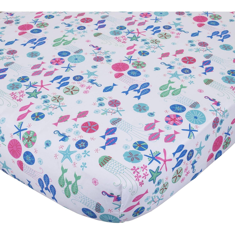 Amazoncom Disney Baby Ariel Little Mermaid Ocean Beauty Crib Bedding