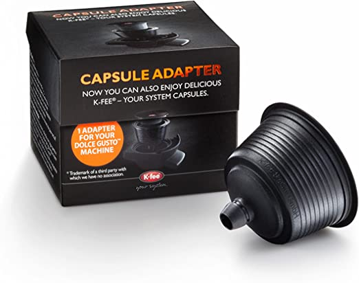 K-fee System Adaptador de cápsulas para Dolce Gusto®: Amazon.es: Hogar