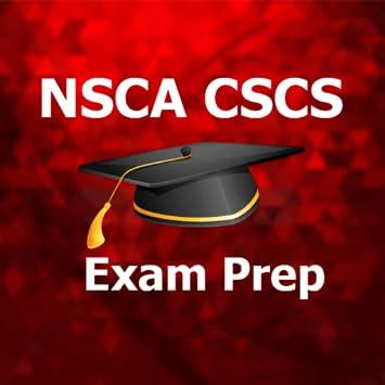 Amazon com: NSCA CSCS MCQ Exam Prep 2018 Ed: Appstore for