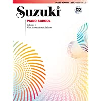 Suzuki Piano School, Volume 4 (Book & CD)