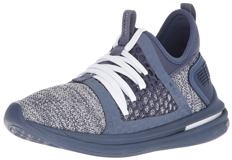 PUMA Women's Ignite Limitless SR Netfit Wn Sneaker B072N2WYBQ 8 M US|Blue Indigo