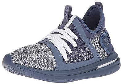 86954c4e131 PUMA Women s Ignite Limitless SR Netfit Wn Sneaker Blue Indigo 6 ...