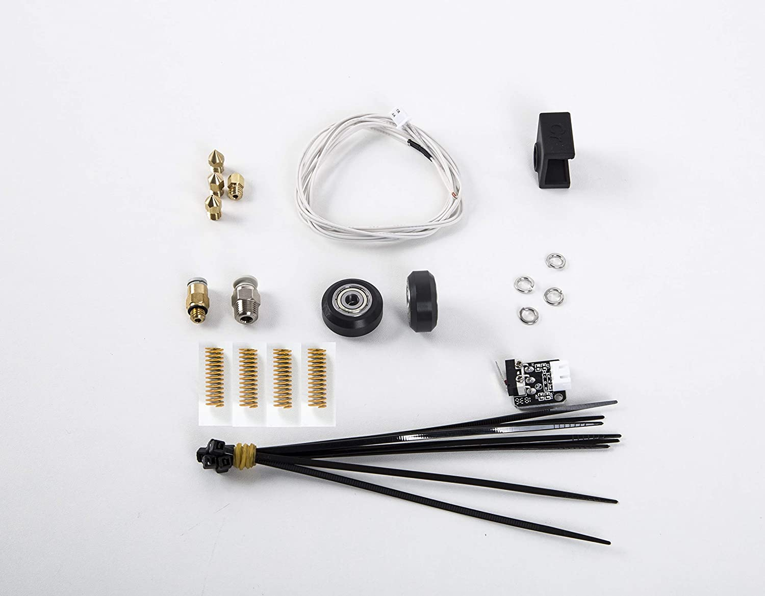 Official Creality Ender 3 Upgrade and Spare Parts Pack 9-in-1 Accessories Kit Creality 3D