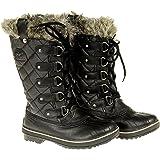 Sorel Womens Tofino Boot, Black