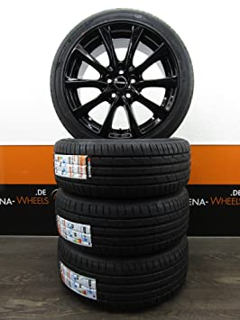Ibiza 6L 6J St Toledo IV kg 16 pulgadas Llantas Neumáticos de verano verano ruedas nuevo aw982060: Amazon.es: Coche y moto