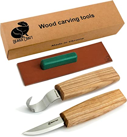 whittling knife set