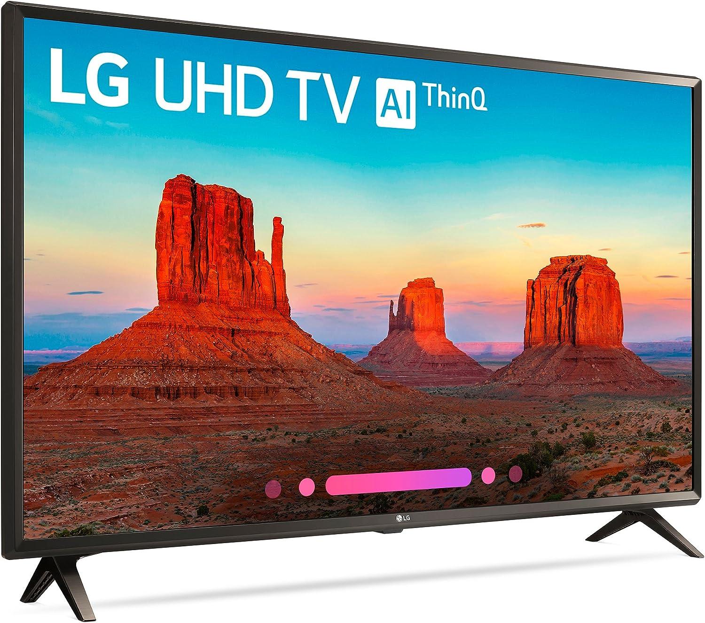LG Electronics 43UK6300PUE 43-Inch 4K Ultra HD Smart LED TV (Modelo 2018): Amazon.es: Electrónica