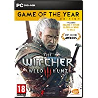 Deals on The Witcher 3: Wild Hunt Game of the Year Edition PC