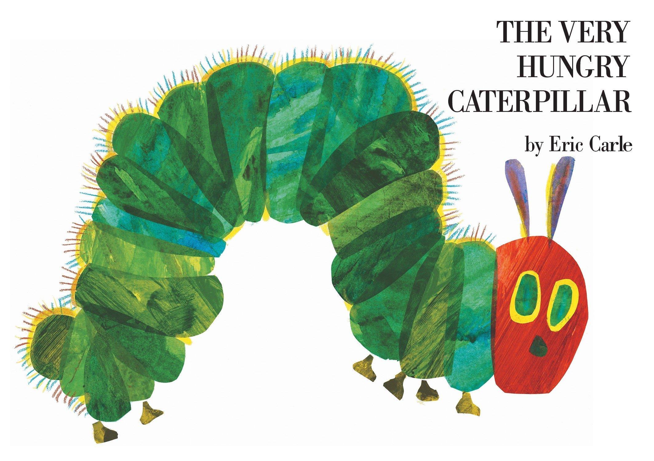 - Amazon.com: The Very Hungry Caterpillar (9780399255564): Carle