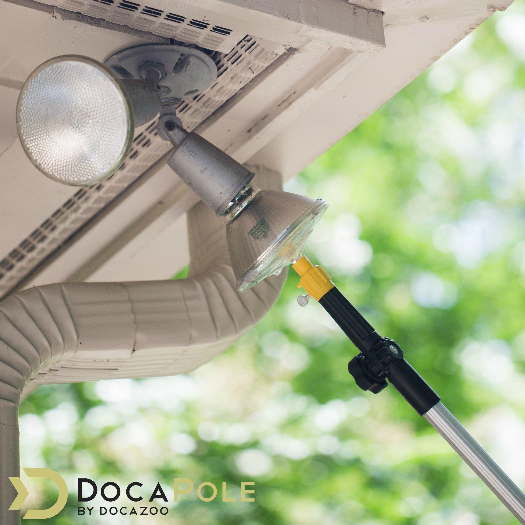 Docapole 6 24 Foot Extension Pole Multi Purpose