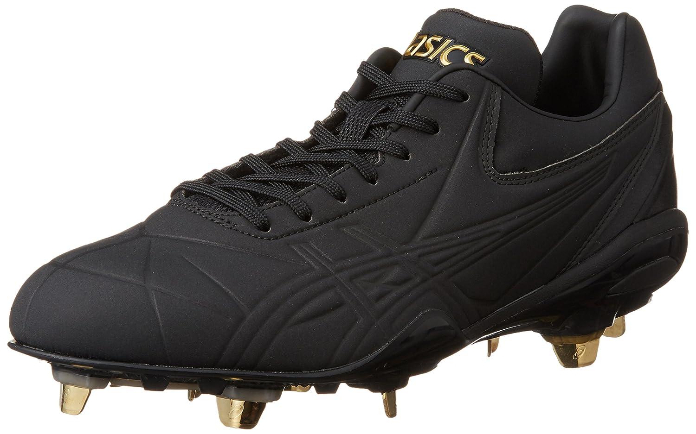 [アシックス] 野球スパイク ゴールドステージ SPEED TECH SP 2 SFSP-2 B00Y87U4XY 25.0 cm ブラック/ブラック ブラック/ブラック 25.0 cm
