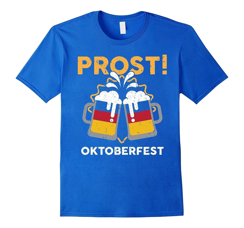 097415eae Germany Bier Prost Drinking Shirt – German Beer Party Tee-BN – Banazatee