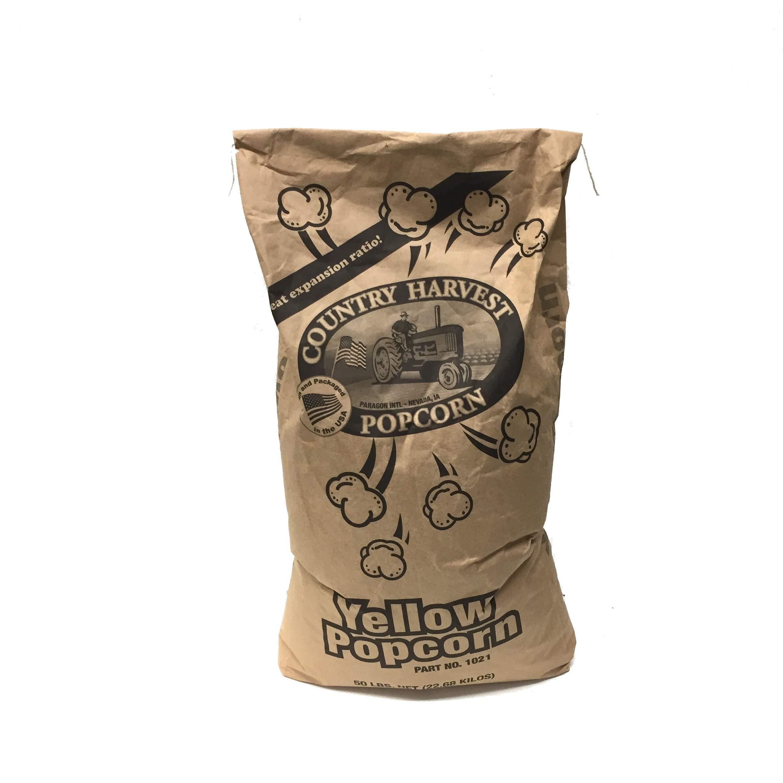 Paragon Bulk Bag Yellow Corn, 50-Pound