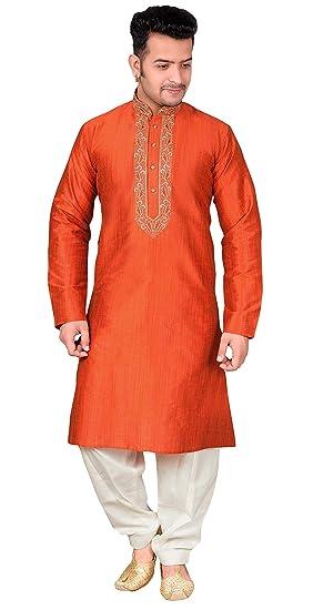 Desi Saris para Hombre Salwar Kurta Pijama Traje de ...