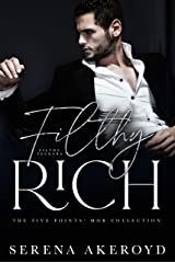Filthy Rich: A DARK, MAFIA, AGE-GAP ROMANCE (THE FIVE POINTS' MOB COLLECTION Book 2) Kindle Edition
