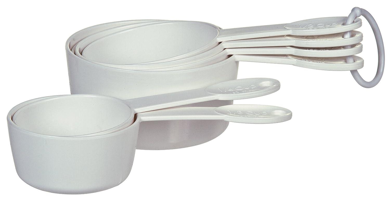 Prepworks by Progressive Measuring Cups, White - Set of 6