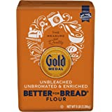 Gold Medal Better for Bread Flour, 5 Pound