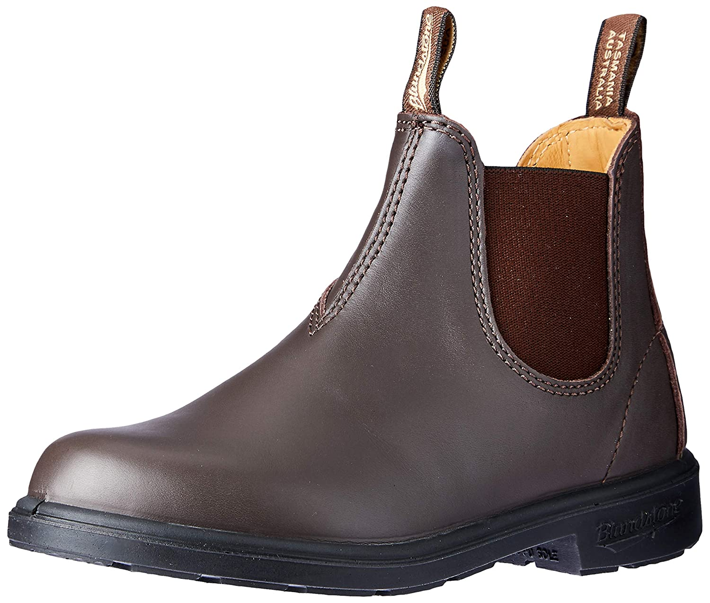 Brown Boot AU 2 Little Kid//Big Kid 3-3.5 US Little Kid//Big Kid Blundstone Kids Unisex BL530 Toddler//Little Kid//Big Kid Medium