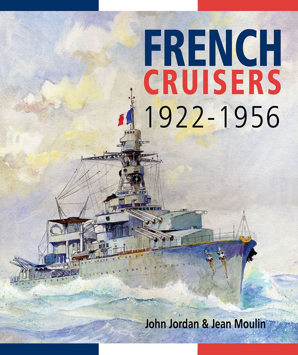 Download French Cruisers, 1922-1956 pdf