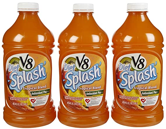 where can i buy diet v8 splash