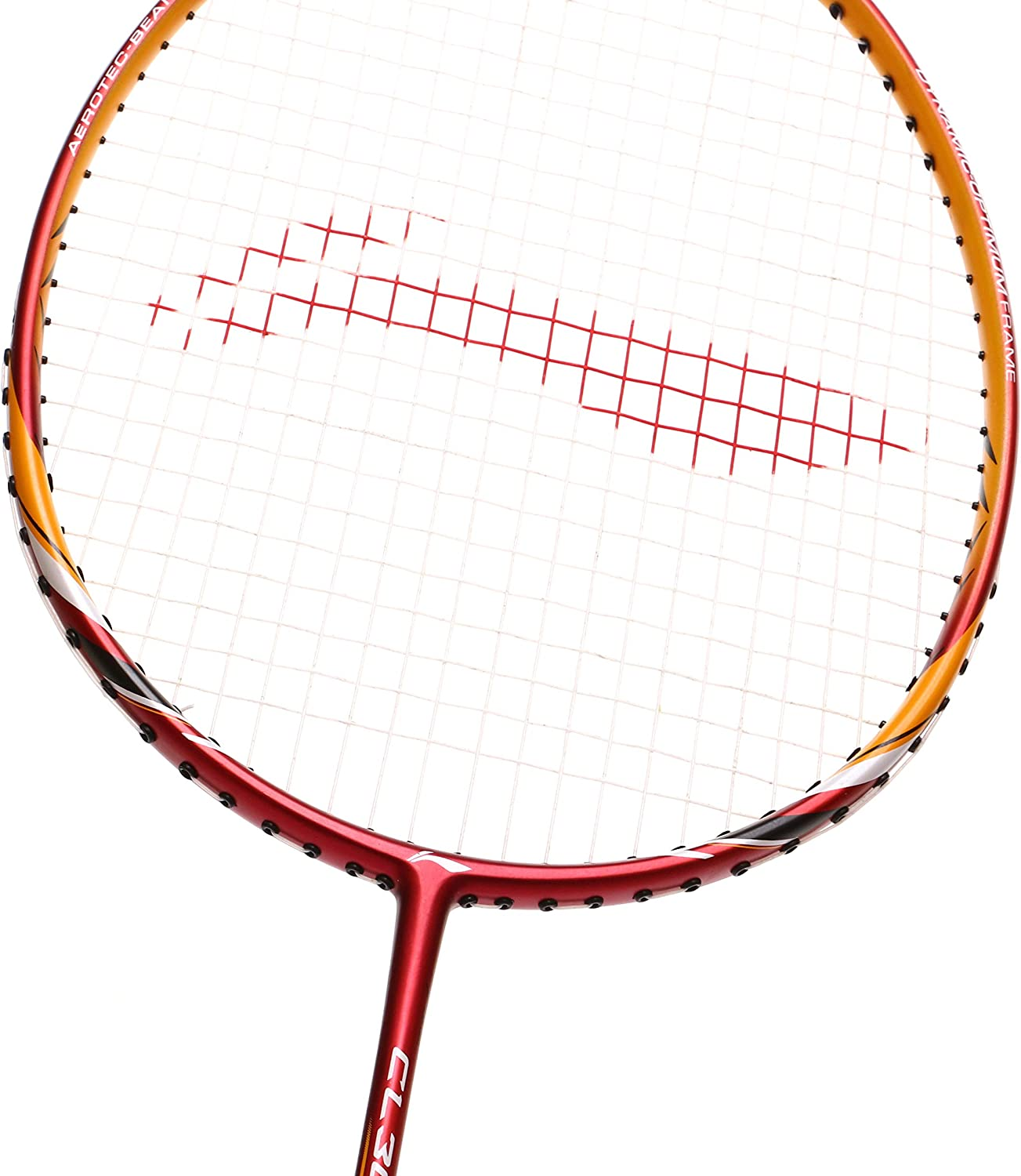 Li-Ning Badminton Racket CHEN Long Signature Series Player Edition Light Weight Carbon Graphite Shaft 79 GMS with Full Carrying Bag Cover