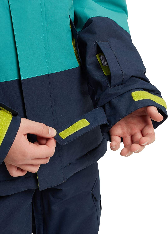 Burton Boys Symbol Jacket X-Small Tender Shoots Multi