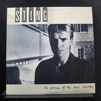 Sting The Dream Of The Blue Turtles Vinyl Lp Amazon Com Music