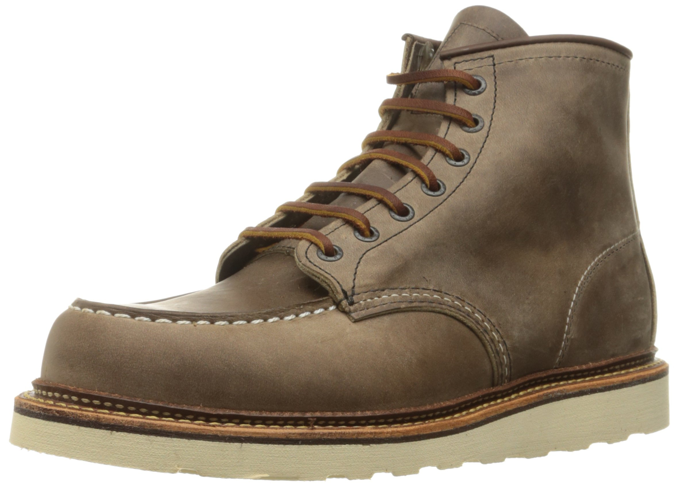 Red Wing Heritage Men's 6 Inch Moc Work