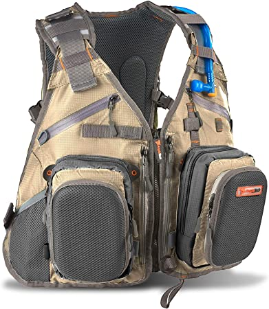 Anglatech Hydrated Adjustable Fly Fishing Backpack