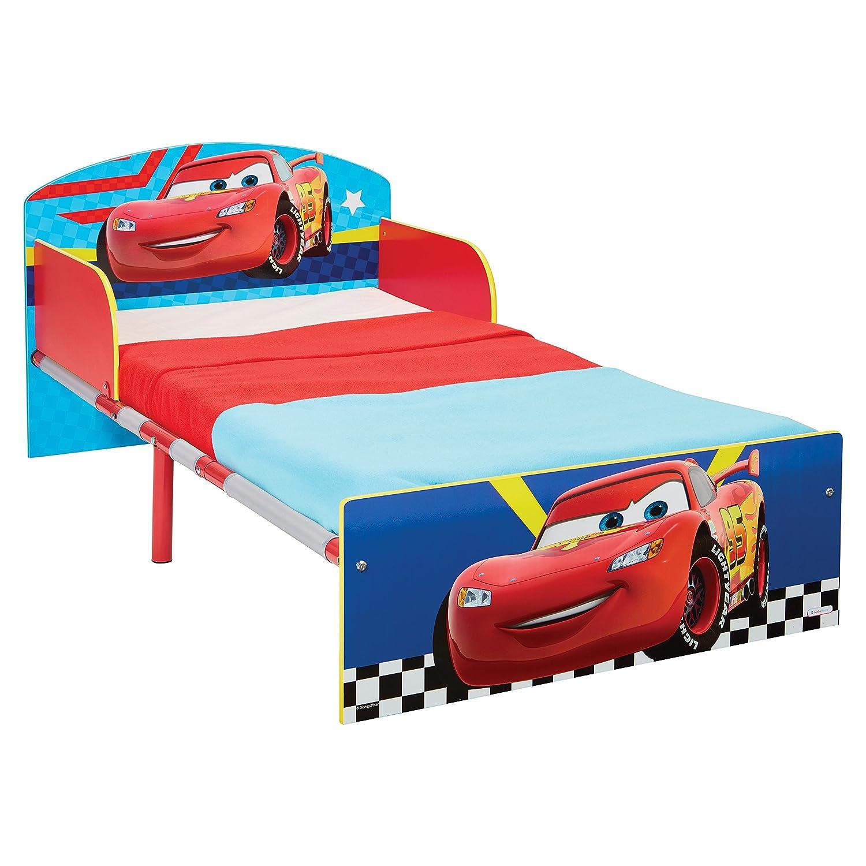 Disney Cars - Cama infantil para niños pequeños: Amazon.es: Hogar